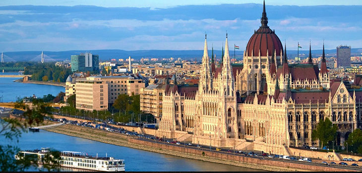 Grand City Tour Budapest